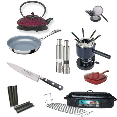 China Fair Inc Discount Housewares And Party Goods A Great Place To Find Discount Flatware Cookware From Sitram Cybernox Swiss Diamond And All Clad Forged Knives Bron Mandoline And Other Cookware Items