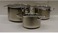 Sitram Lido 18/10 Cookware made in France