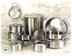 Sitram Profiserie Professional Cookware