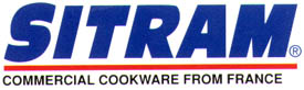 Sitram Commercial Cookware from France