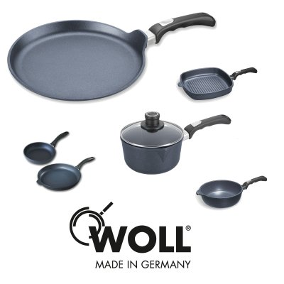Woll Cookware Made in Germany.